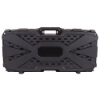 "Medium Tactical Case with Foam Inserts - 31.82"" L x 11.39"" W x 5"" Hgt."