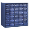 "30 Drawer Parts Station™ Storage Cabinet - 12"" L x 6-1/4"" W x 11  1/4"" H"
