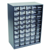 "45 Drawer Parts Station™ Storage Cabinet - 12"" L x 6-1/4"" W x 16-1/2"" H"