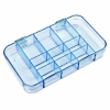"""Mighty-Tuff™ Box with 11 Compartments - 7"""" L x 4"""" W x 1-1/16"""" Hgt."""