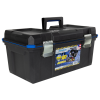 "22"" Zerust® Tool Box with Steel Latch & Tray"