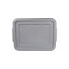 Gray Cover for Self-Draining Pans