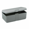 "V-Series Chemical Resistant Box - 8-1/8"" L x 4.12"" W x 3"" Hgt."