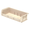 "Ivory Quantum® Ultra Series Stack & Hang Bin - 5-3/8"" L x 11"" W x 3"" Hgt."