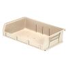 "Ivory Quantum® Ultra Series Stack & Hang Bin - 7-3/8"" L x 11"" W x 3"" Hgt."
