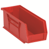 "Red Quantum® Ultra Series Stack & Hang Bin - 10-7/8"" L x 4-1/8"" W x 4"" Hgt."