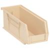 "Ivory Quantum® Ultra Series Stack & Hang Bin - 10-7/8"" L x 4-1/8"" W x 4"" Hgt."