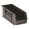 "Black Quantum® Ultra Series Stack & Hang Bin - 10-7/8"" L x 4-1/8"" W x 4"" Hgt."