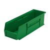 "Green Quantum® Ultra Series Stack & Hang Bin - 18"" L x 5-1/2"" W x 5"" Hgt."