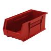 "Red Quantum® Ultra Series Stack & Hang Bin - 18"" L x 8-1/4"" W x 7"" Hgt."