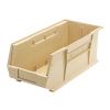 "Ivory Quantum® Ultra Series Stack & Hang Bin - 18"" L x 8-1/4"" W x 7"" Hgt."