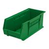 "Green Quantum® Ultra Series Stack & Hang Bin - 18"" L x 8-1/4"" W x 7"" Hgt."