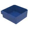 "11-5/8"" L x 11-1/8"" W x 4-5/8"" Hgt. Blue AkroDrawer® Storage Drawer"