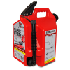 5 Gallon Red Gasoline SureCan