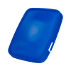 Blue Lid for Rectangular Container