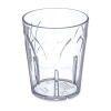 6 oz. Dinex® Clear Fenwick Tumbler (Lid Sold Separately)