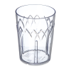 12 oz. Dinex® Clear Fenwick Tumbler (Lid Sold Separately)
