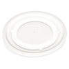 Dinex® Translucent Lid for 9 oz. Dinex® Fenwick Soup Bowl