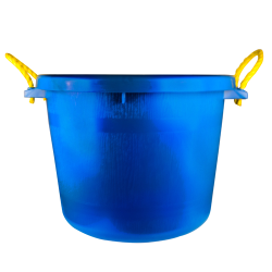 70 Quart Blue Multi-Purpose Bucket
