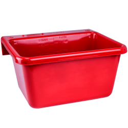 5 Quart Red Hook Over The Fence Container