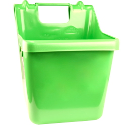 16 Quart Mango Green Hook Over The Fence Container