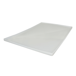 "38-5/8"" L x 26-3/8"" W x 1"" H Natural Tamco® Tray"