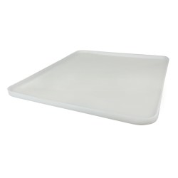 "52-3/4"" L x 29-1/2"" W x 1-3/8"" H Natural Tamco® Tray"
