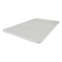 "35"" L x 29-3/4"" W x 1-5/8"" H Natural Tamco® Tray"