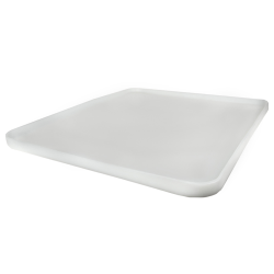"35-1/4"" L x 34-1/4"" W x 1-1/2"" H Natural Tamco® Tray"