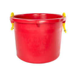 40 Quart Red Multi-Purpose Bucket