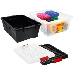 Quantum® Latch Containers & Lids