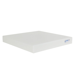 "12"" L x 12"" W HDPE Fabricated Tray Cover"