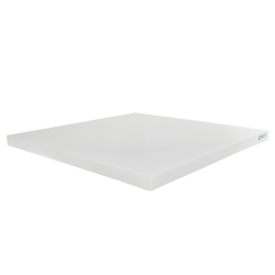 "30"" L x 30"" W HDPE Fabricated Tray Cover"