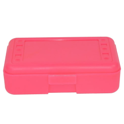 Pink Pencil Boxes