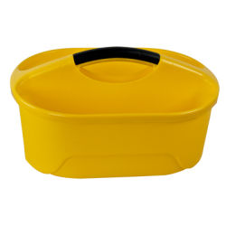 Yellow Classroom Caddy