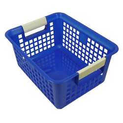 Blue Book Basket