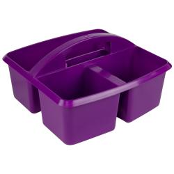 Purple Small Utility Caddy - 9-1/4