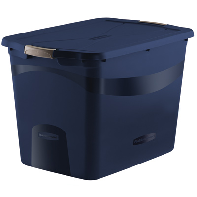 Rubbermaid® Blazer Blue Clever Store Basic Boxes