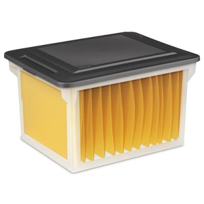 Sterilite® File Box
