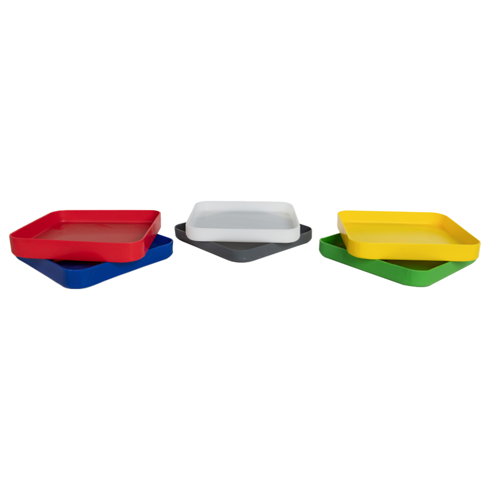 Tamco® Curved Corner Trays