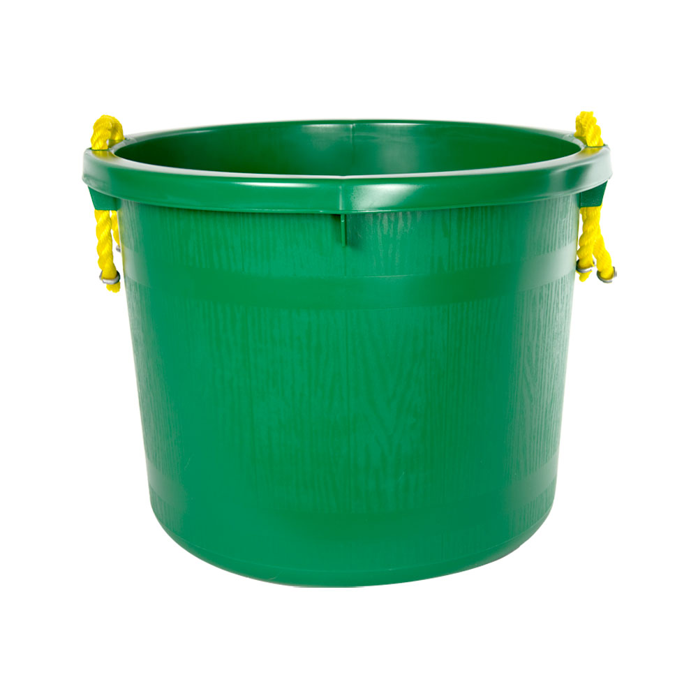40 Quart Green Multi-Purpose Bucket