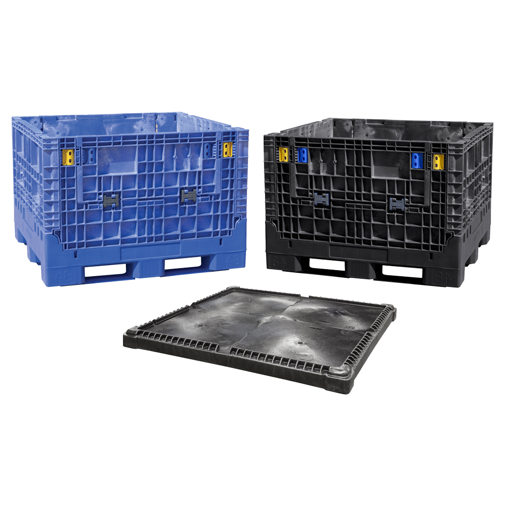 Extra-Duty Bulk Containers