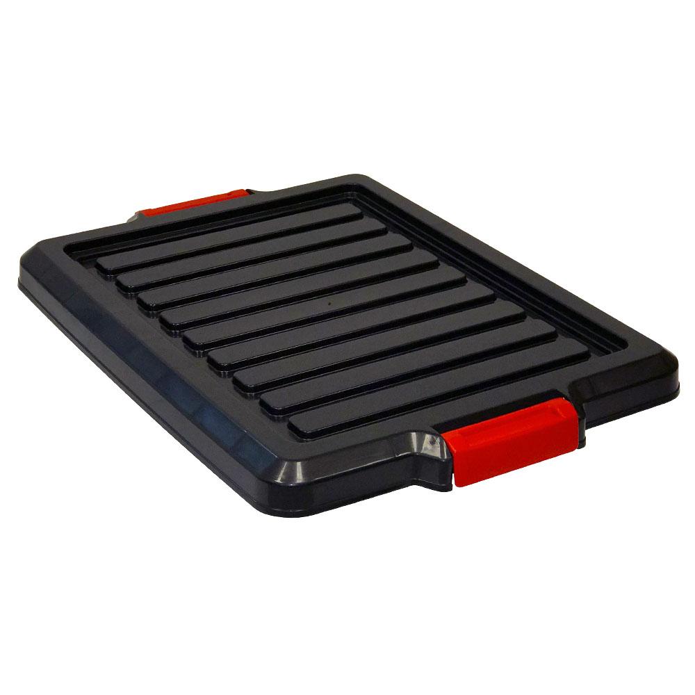 Black Lid for Quantum® Latch Container