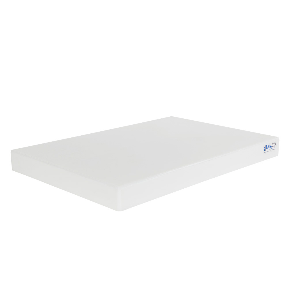 "12"" L x 18"" W HDPE Fabricated Tamco® Tray Cover"
