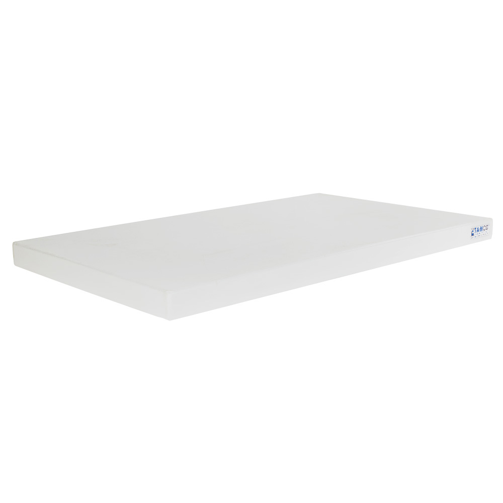 "18"" L x 30"" W HDPE Fabricated Tamco® Tray Cover"