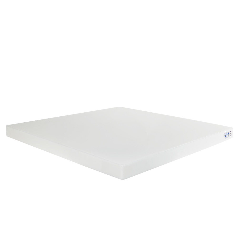 "24"" L x 24"" W HDPE Fabricated Tray Cover"