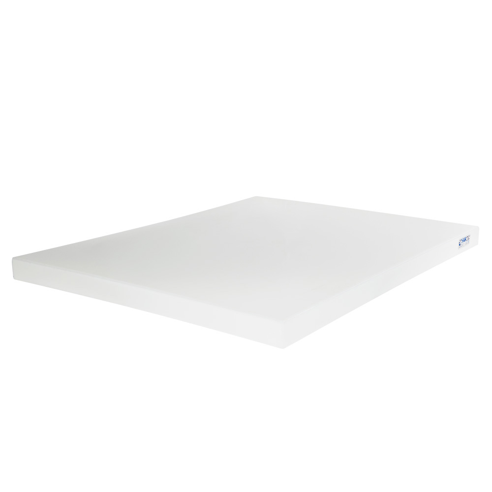 "24"" L x 30"" W HDPE Fabricated Tray Cover"