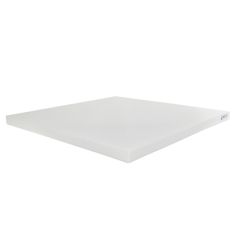 """30"""" L x 30"""" W HDPE Fabricated Tamco® Tray Cover"""