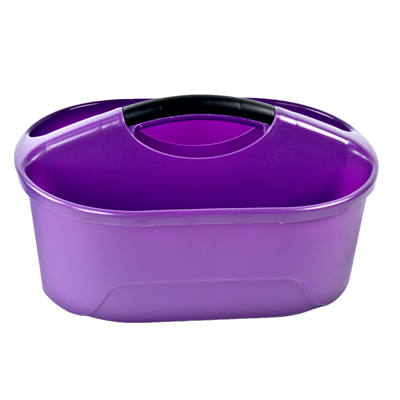 "Purple Classroom Caddy - 16-1/4"" L x 12"" W x 8-1/4"" Hgt."