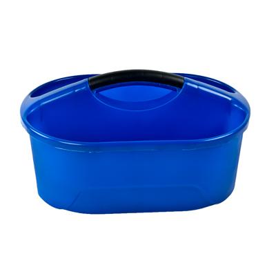"""Blue Classroom Caddy - 16-1/4"""" L x 12"""" W x 8-1/4"""" Hgt."""